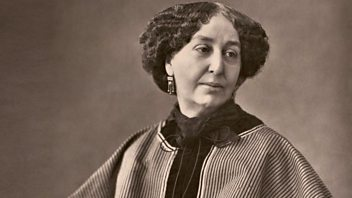 Programme image from Great Lives: George Sand