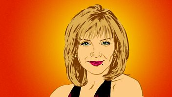 Programme image from Woman's Hour: Takeover Week: Kim Cattrall