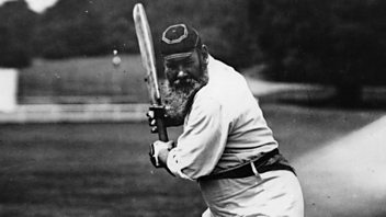 Programme image from Great Lives: WG Grace