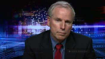 Programme image from HARDtalk: 19/10/2015 02:06 GMT: US Ambassador to Syria 2011-2014 - Robert S. Ford