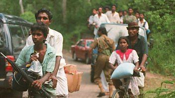 Programme image from Witness History: 22/10/2015 07:50 GMT: Sri Lanka Killings