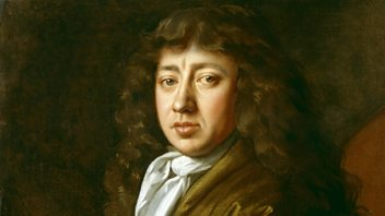 Programme image from Front Row: Samuel Pepys, Jon Savage, Dana Fouras and Russell Maliphant