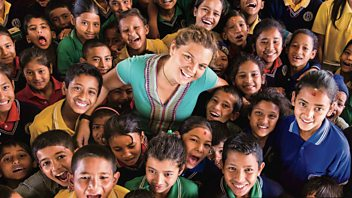 Programme image from Outlook: I'm 29 and Mum to 51 Nepali Kids