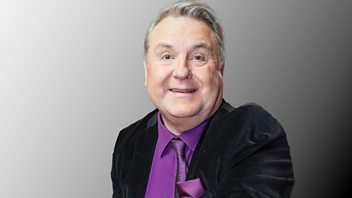 Programme image from Saturday Live: Russell Grant