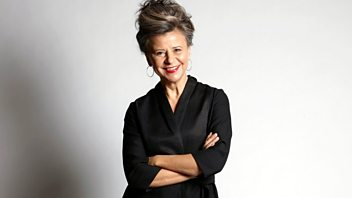 Programme image from Woman's Hour: Tracey Ullman, Shami Chakrabarti