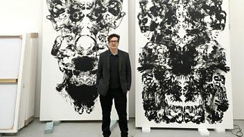 Programme image from Front Row: Yann Martel, Love, Delacroix, Mark Wallinger
