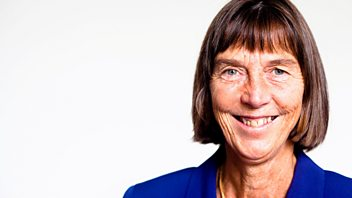 Programme image from Desert Island Discs: Dr Dame Sue Ion
