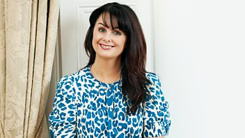 Programme image from A Good Read: Marian Keyes and Nikki Bedi