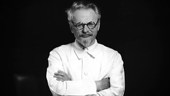 Programme image from Great Lives: Leon Trotsky