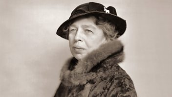 Programme image from Great Lives: Eleanor Roosevelt