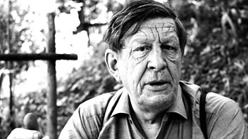 Programme image from Great Lives: WH Auden
