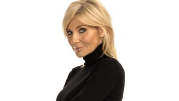 Programme image from Saturday Live: Michelle Collins