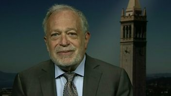 Programme image from HARDtalk: Professor Robert Reich – United States Secretary of Labor, 1993-97