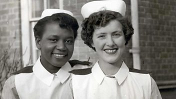 Programme image from Woman's Hour: Celebrating overseas nurses, Radicalised children