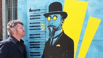 Programme image from Music Matters: Erik Satie at 150