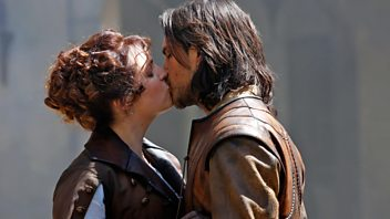 Programme image from The Musketeers: Episode 2: The Hunger