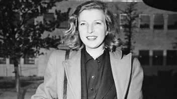 Programme image from Great Lives: Martha Gellhorn