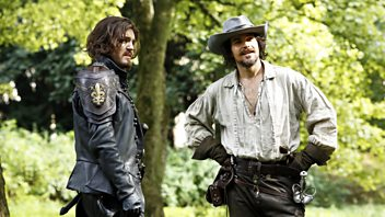 Programme image from The Musketeers: Episode 3: Brothers in Arms