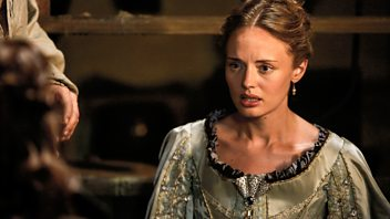 Programme image from The Musketeers: Episode 4: The Queen's Diamonds