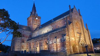Programme image from Music Matters: St Magnus Festival