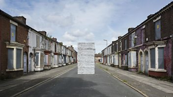 Programme image from Free Thinking: Liverpool Art Biennial