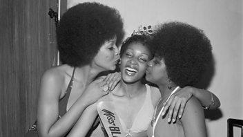 Programme image from Woman's Hour: Black beauty pageants, Wannabe, Stepmothers, Dark fiction, Jewish salon
