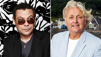 Programme image from Saturday Live: Craig Charles and David Emanuel