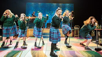 Programme image from Saturday Review: Wiener-Dog, Our Ladies of Perpetual Succour, The Summer That Melted Everything, The Hunterian Collection, Ingrid Bergman