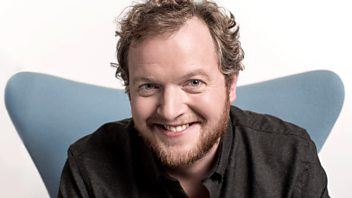 Programme image from Saturday Live: Miles Jupp