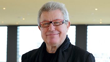 Programme image from Private Passions: Daniel Libeskind