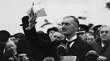 Programme image from AA Gill on Arthur Neville Chamberlain: AA Gill on Arthur Neville Chamberlain