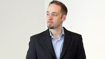Programme image from Saturday Live: Derren Brown