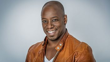 Programme image from Saturday Live: Ian Wright