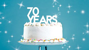 Programme image from Woman's Hour: Today is our 70th birthday!