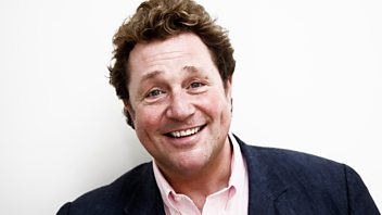 Programme image from Saturday Live: Michael Ball