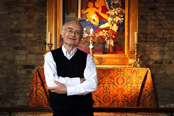 Programme image from In Tune Highlights: 'When you sing it releases your inner humanity and expresses your soul' - John Rutter