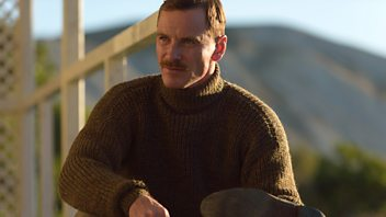 Programme image from Front Row: Michael Fassbender, Love to Read, The Goldfinch, Artists who tour