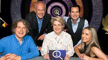 Programme image from QI XL: Episode 5: Not Nearly