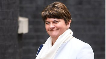 Programme image from HARDtalk: Northern Ireland First Minister - Arlene Foster