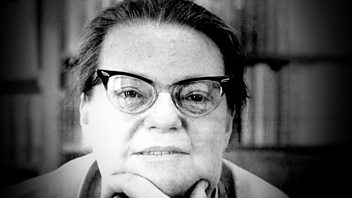 Programme image from Open Book: A look back at the year and the work of Shirley Jackson