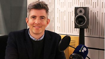 Programme image from Desert Island Discs: Gareth Malone