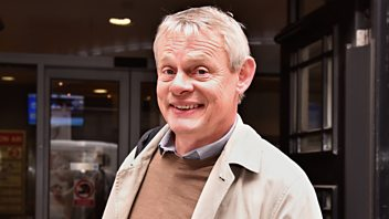 Programme image from Saturday Live: Martin Clunes