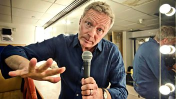 Programme image from Saturday Live: Rory Bremner