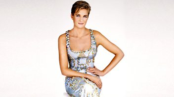 Programme image from Woman's Hour: The Dresses of Diana, Princess of Wales; Caring for Your Spouse