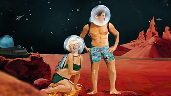 Programme image from We Are the Martians: Start-up Planet