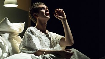 Programme image from Front Row: Angels in America, Mindhorn, Storytelling in Greek myths