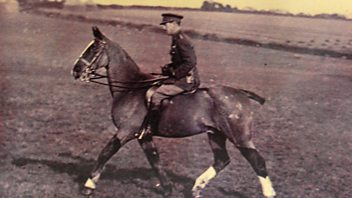 Programme image from World War One at Home: RDS Dublin, War Horses