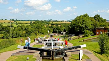 Programme image from Saturday Live: Foxton Locks Festival; Lee Hall; Thomasina Miers