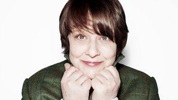 Programme image from A Good Read: Kathy Burke and Tom Allen