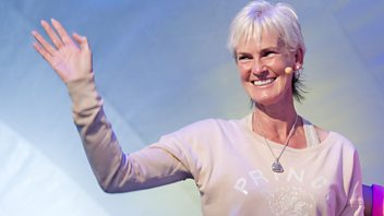 Programme image from Saturday Live: Judy Murray